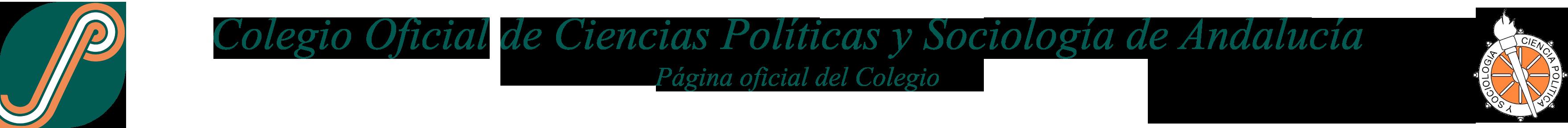 Colegio Oficial de Ciencias Políticas y Sociología de Andalucía